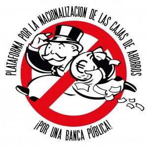 Plataforma por la nacionalización de las Cajas y por una Banca Pública